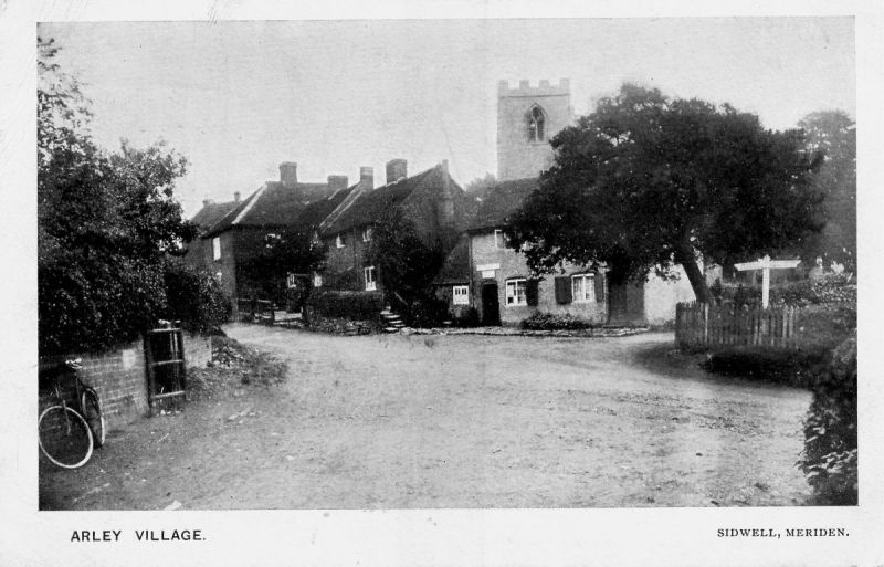 001Arley-Village-and-church
