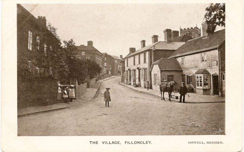 009Fillongley-The-village
