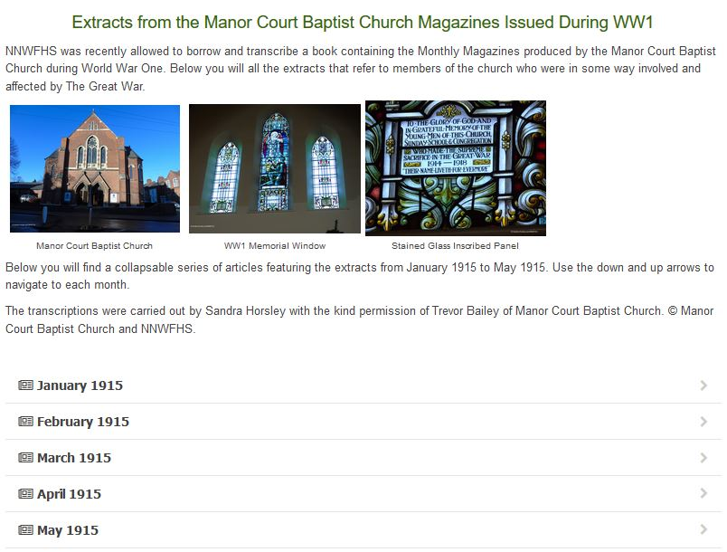 manor court magazine