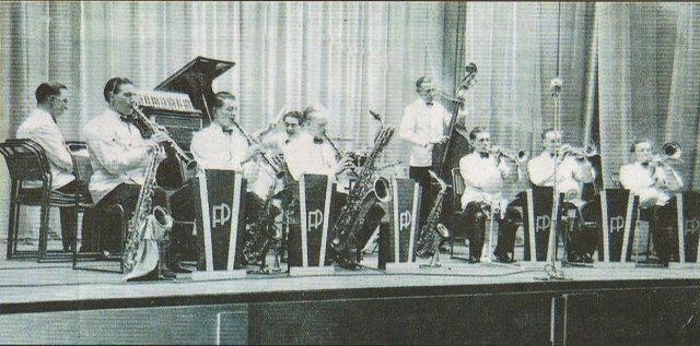 Nuneaton Co-op Hall - Frank Proctor Band 1940