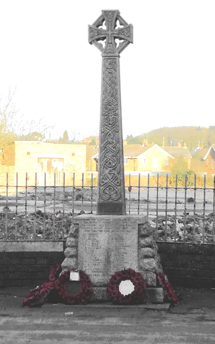 Hartshill War memorial 2012