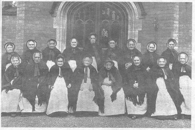 Bedworth Alms Houses - female inmates
