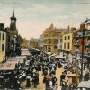 Nuneaton, Market Place early 1900s