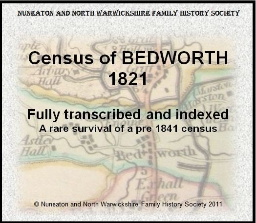 CD5 Bedworth census 1821